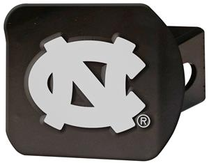 Fan Mats NCAA UNC Hitch Cover