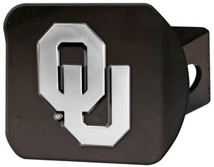 Fan Mats NCAA University of Oklahoma Hitch Cover