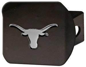 Fan Mats NCAA University of Texas Hitch Cover