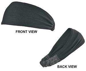 Holloway Maze Mesh Fabric Wrap Headbands