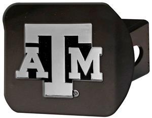 Fan Mats NCAA Texas A&M University Hitch Cover