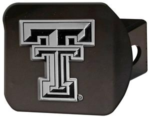 Fan Mats NCAA Texas Tech University Hitch Cover
