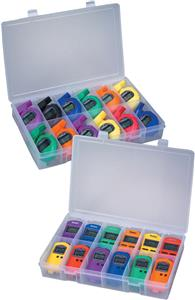 12-Pack Stopwatch Carrying & Storage Case
