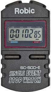SC-500E Silent & Audible Single Event Stopwatch