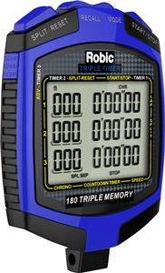 Robic Timer SC-899 Triple Timer