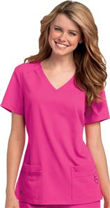 Urbane Misses/Womens Julie Classic 4-Pocket Tunic