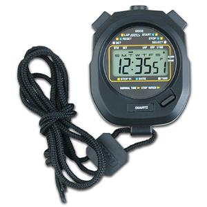 Champro Large Display Water Resistant Stop Watch
