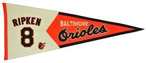 Winning Streak MLB Orioles Ripken Legends Pennant