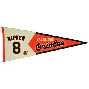 Winning Streak MLB Orioles Ripken Legends Pennant
