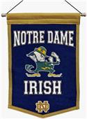 Winning Streak NCAA Notre Dame Traditons Banner