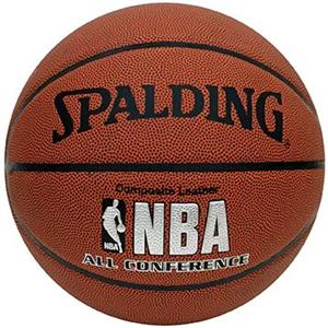Spalding NBA All Conference Basketballs