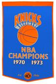 Winning Streak NBA New York Knicks Dynasty Banner