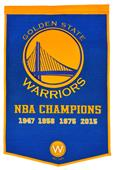 Winning Streak NBA Golden State Dynasty Banner