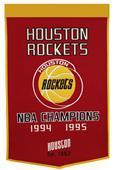 Winning Streak NBA Houston Rockets Dynasty Banner