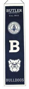 Winning Streak NCAA Butler Heritage Banner
