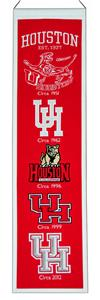 Winning Streak NCAA Houston Heritage Banner
