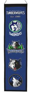 Winning Streak NBA Timberwolves Heritage Banner