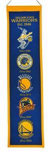 Winning Streak NBA Golden State Heritage Banner