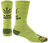 Red Lion High Times Hemp Crew Socks