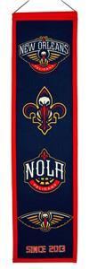 Winning Streak NBA New Orleans Heritage Banner
