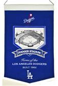 Winning Streak MLB Dodger Stadium Banner