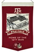 Winning Streak NCAA Kyle Field Stadium Banner