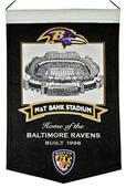 Winning Streak NFL M&T Bank Stadium Banner