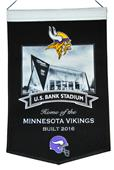 Winning Streak NFL US BANK Stadium Banner