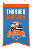 Winning Streak NBA Thunder Nations Banner