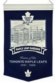 Winning Streak NHL Maple Leaf Gardens Arena Banner