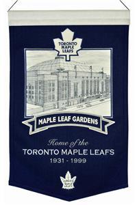 Winning Streak NHL Maple Leaf Gardens Arena Banner