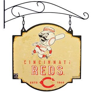 Winning Streak MLB Reds Vintage Tavern Sign