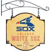 Winning Streak MLB White Sox Vintage Tavern Sign