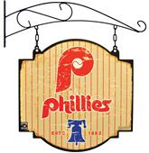 Winning Streak MLB Phillies Vintage Tavern Sign