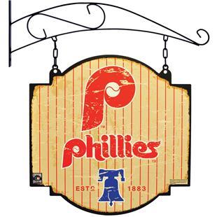 Winning Streak MLB Phillies Vintage Tavern Sign