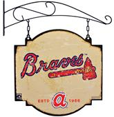 Winning Streak MLB Braves Vintage Tavern Sign