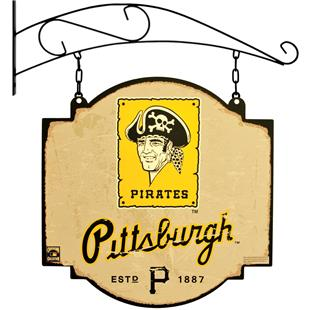 Winning Streak MLB Pirates Vintage Tavern Sign