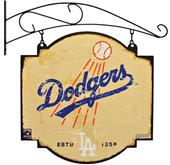 Winning Streak MLB Dodgers Vintage Tavern Sign