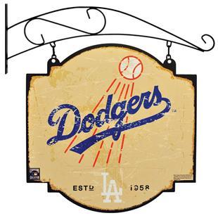 Winning Streak MLB Dodgers Vintage Tavern Sign