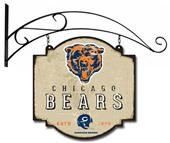 Winning Streak NFL Bears Vintage Tavern Sign