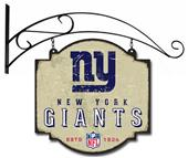 Winning Streak NFL Giants Vintage Tavern Sign