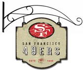 Winning Streak NFL 49ers Vintage Tavern Sign