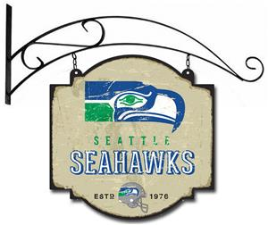 Winning Streak NFL Seahawks Vintage Tavern Sign