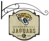 Winning Streak NFL Jaguars Vintage Tavern Sign