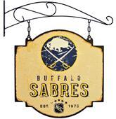 Winning Streak NHL Buffalo Vintage Tavern Sign