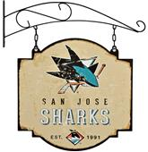 Winning Streak NHL San Jose Vintage Tavern Sign