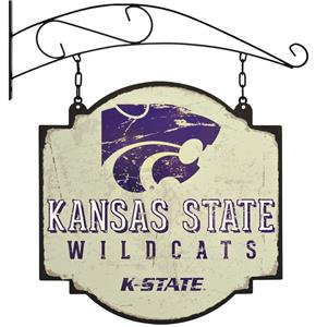 Winning Streak NCAA Kansas St. Vintage Tavern Sign