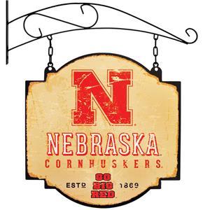 Winning Streak NCAA Nebraska Vintage Tavern Sign