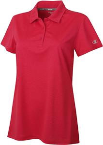 Champion Womens Vapor Heathered Polo