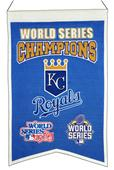 Winning Streak MLB Royals Champs Banner
